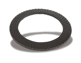 Serrated Safety Washers