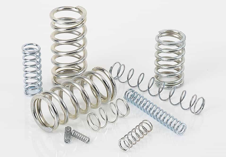 Wire Very Heavy Duty Compression Spring 5.5 inches long